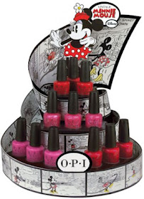 OPI Minnie Mouse display.JPG